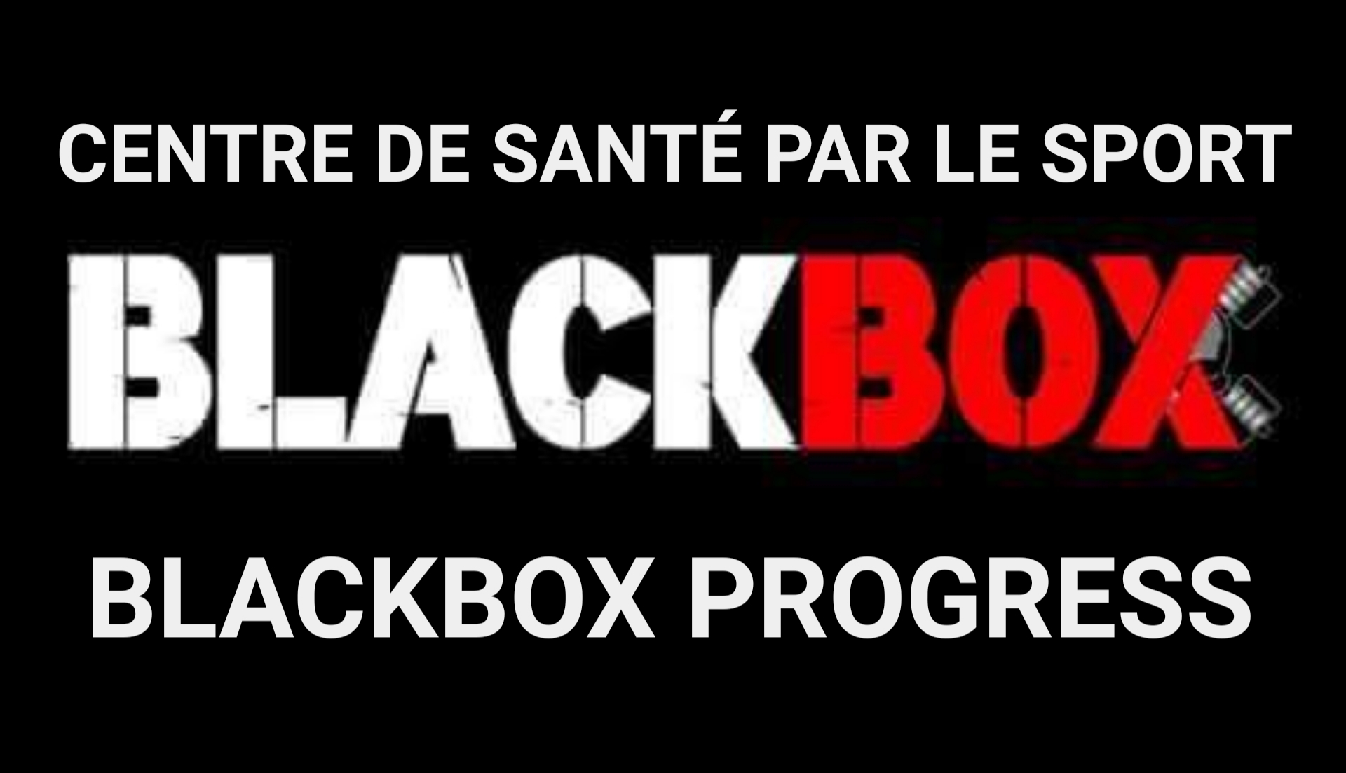 BLACKBOX PROGRESS